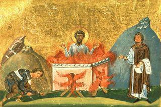 Szent Teodor megkínzása